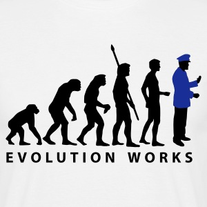 evolution_uniform_b_2c Tee shirts - T-shirt Homme