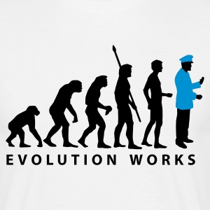 evolution_uniform_b_2c T-Shirts - Men's T-Shirt