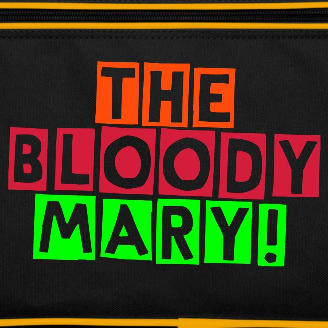 The Bloody Mary Retrò Bag