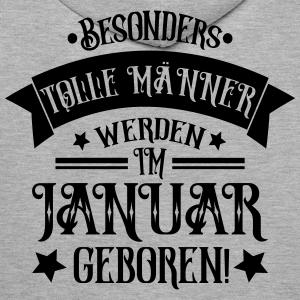 """Geburtstag T-Shirts mit """"Männer im Januar geboren Geburtstag"""""""