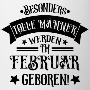 """Geburtstag T-Shirts mit """"Männer im Februar geboren Geburtstag"""""""