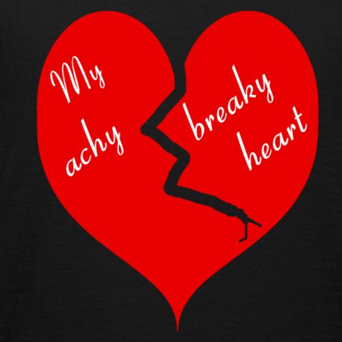 Achy Breaky Heart Valentine's Day Gift Idea
