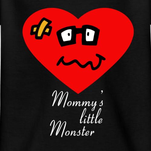 Mommy's Little Monster Valentines Day Gift Idea