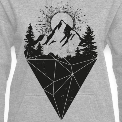 mountain sun grunge