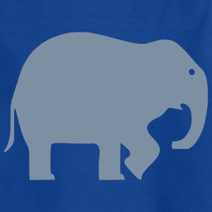 elefant,pferd,dino - Teenager T-Shirt