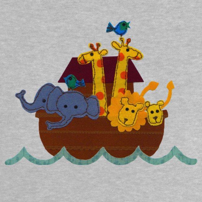 Die Arche Noah auf Baby T-Shirt
