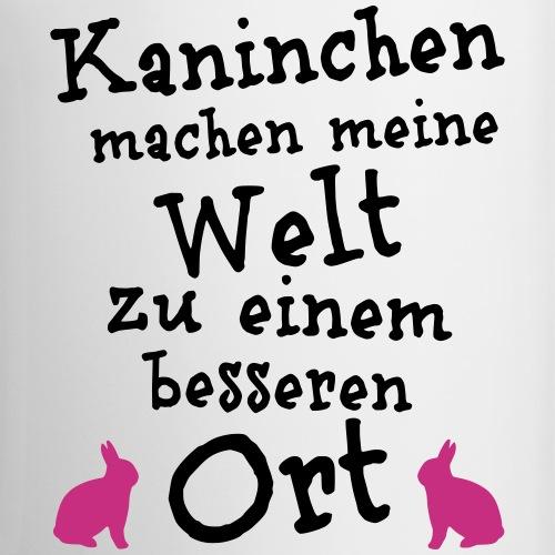 Kaninchen machen meine Welt...
