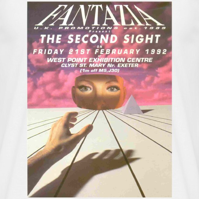 Fantazia Second Sight