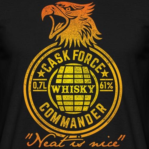 Cask Force Commander T-Shirts