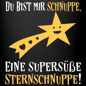 """Geburtstag T-Shirts mit """"Liebe Partner Sprüche - Süße Sternschnuppe"""""""