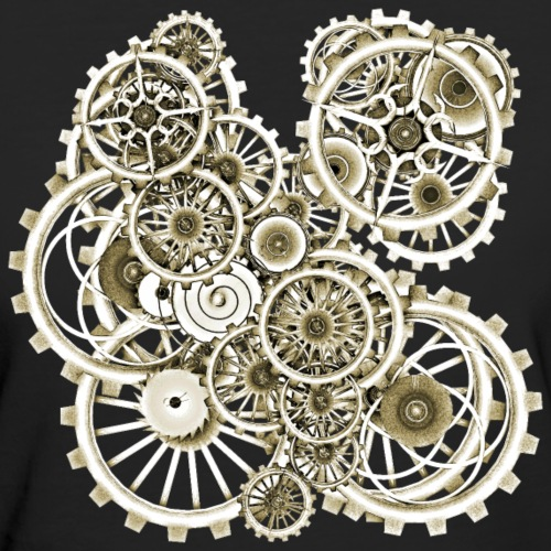 11 Steampunk Gears on your Gear No.2 Vintage