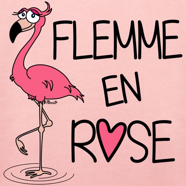 Pull Enfant Flamant Rose / Flemme en Rose