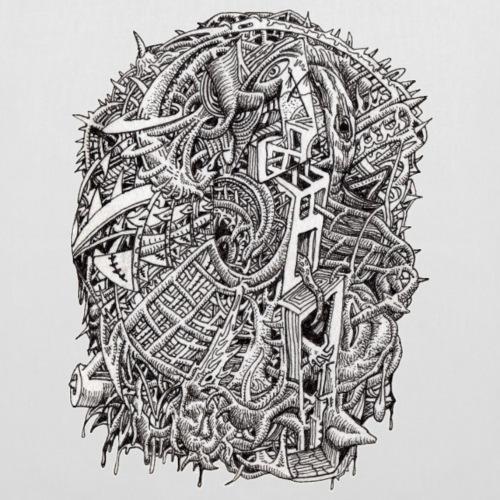 weirdhead by Brian Benson