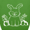 Leaf green easter  Bags  - EarthPositive Tote Bag
