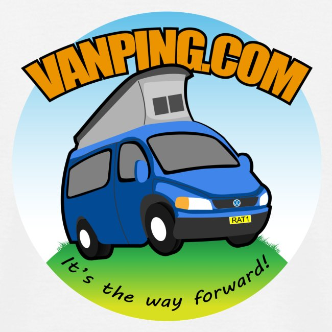 Vanping T Shirt - Back Logo