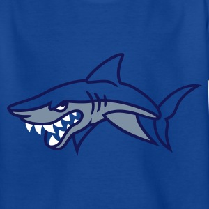 Sharky (été) - T-shirt Ado