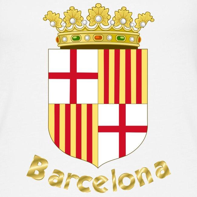 Barcelona, dames tank top