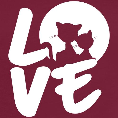 love cats moon