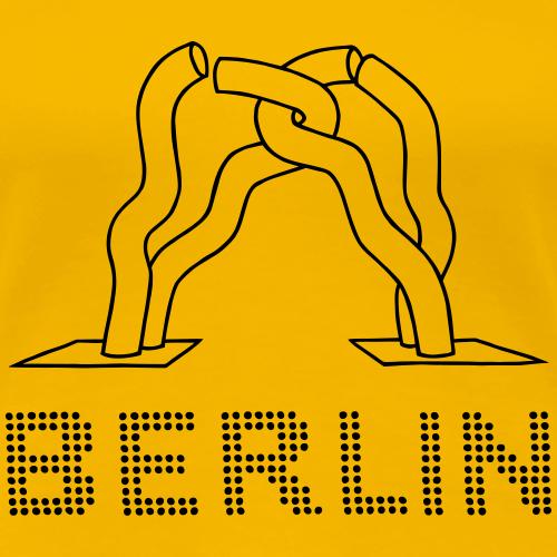 Skulptur Berliner Teilung