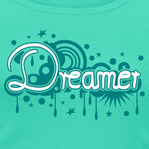 Emerald green dreamer Women's T-Shirts - Women's Scoop Neck T-Shirt