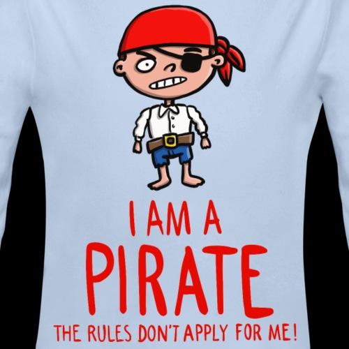 Für Piraten gelten die Regeln nicht