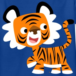 Hé, Petit Tigre! by Cheerful Madness!! Tee shirts - T-shirt Ado