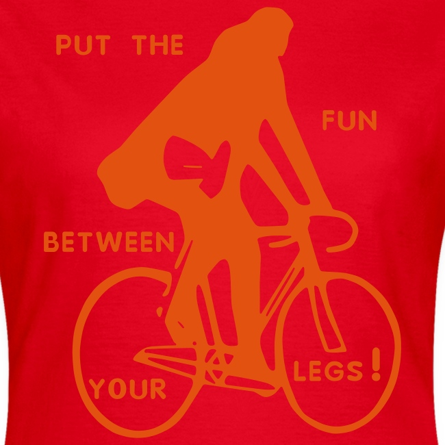 basic-rot-orange: put the fun between your legs