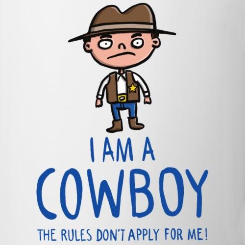 Für Cowboy gelten die Regeln nicht