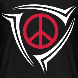 PEACE Tattoo 1 - Männer T-Shirt