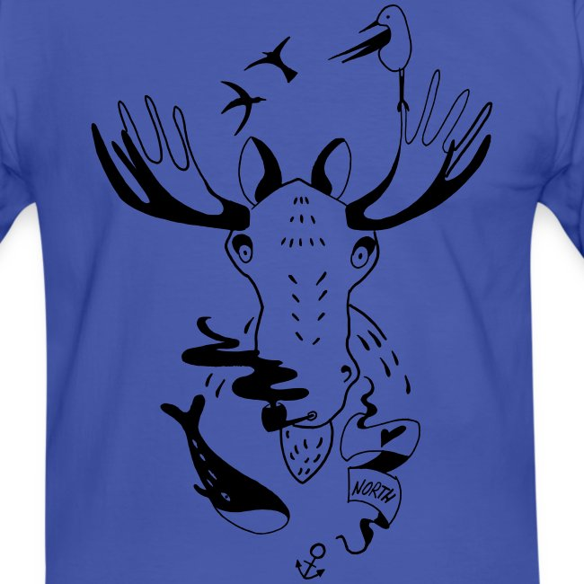 Küstenelch  T-Shirts