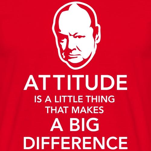 Churchill-Zitat Shirts
