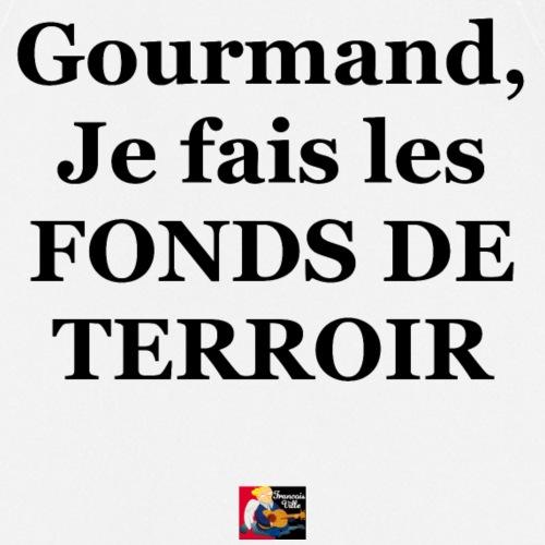 Gourmand, je fais les FONDS DE TERROIR - Jeux de M