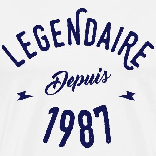 legendaire depuis 1987