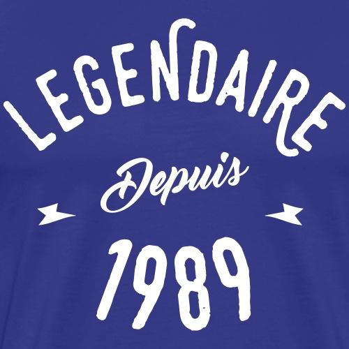 legendaire depuis 1989