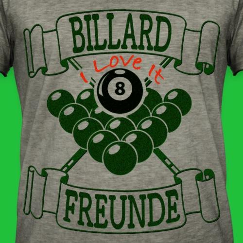 Billard Freunde I Love It