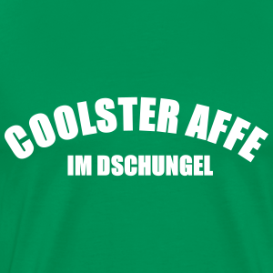 Coolster Affe