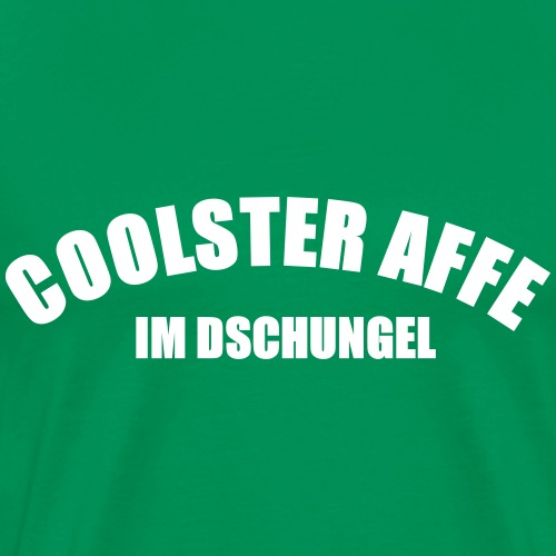Coolster Affe