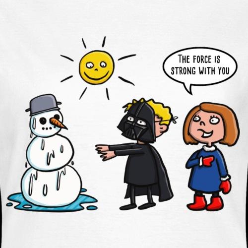 Vader vs Snowman 01-2018-
