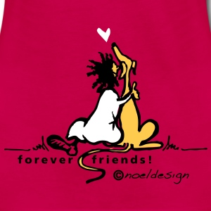 forever friends red