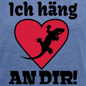 """Geburtstag T-Shirts mit """"Valentinstag Herz Liebe Gecko Spruch"""""""
