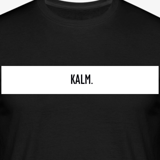 KALM. First One T-shirt
