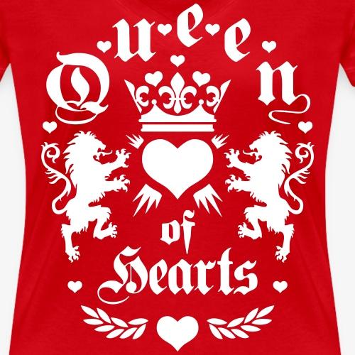 29 Queen of Hearts Krone Herz Crown Liebe Herzdame