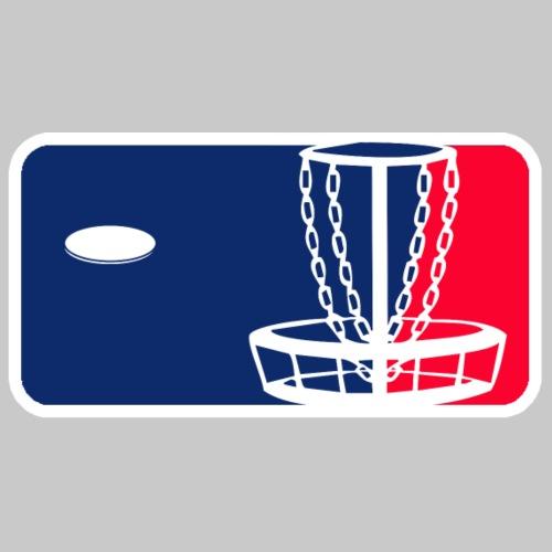 Major League Frisbeegolf ilman teksti