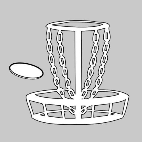 Frisbeegolf Basket