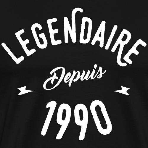 légendaire depuis 1990