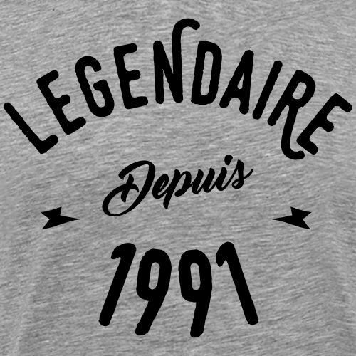 legendaire depuis 1991