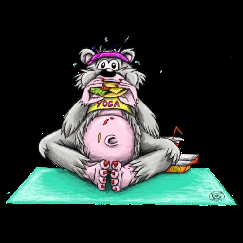 Yogabär