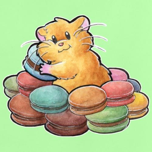 Macaron-Hamster