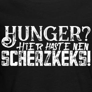 Scherzkeks gegen Hunger Dummer Spruch