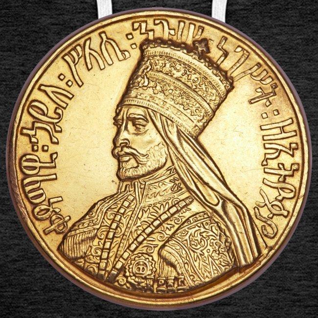 Haile Selassie - Emperor of Ethiopia - Reggae Hoodie